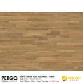 Sàn gỗ tự nhiên Pergo Wood Parquet Varmdo 04008 | 14mm