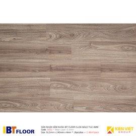 Sàn nhựa hèm khóa IBT Floor Click Gold Tile 5002 | 4mm