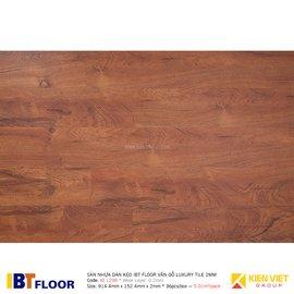 Sàn nhựa dán keo vân gỗ IBT Floor IB 1298 | 2mm