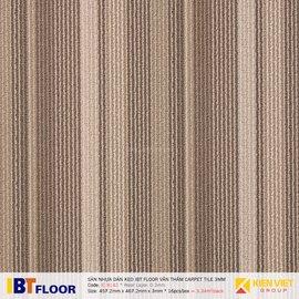 Sàn nhựa dán keo vân thảm IBT Floor IC 8142 | 3mm