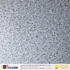 Sàn nhựa dán keo vân đá IBT Floor IS 2010 | 3mm