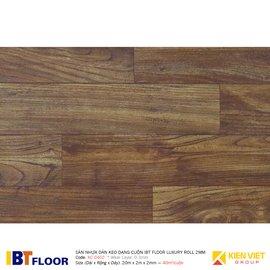 Sàn nhựa dán keo dạng cuộn IBT Floor Luxury Roll KC 0402 | 2mm