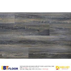 Sàn nhựa dán keo dạng cuộn IBT Floor Luxury Roll KC 0408 | 2mm