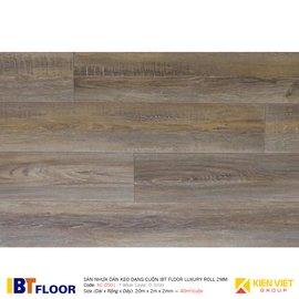 Sàn nhựa dán keo dạng cuộn IBT Floor Luxury Roll KC 0501 | 2mm