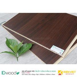 Tấm ốp tường PVC phẳng vân gỗ ID Wood ID 8801