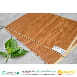Tấm ốp tường PVC phẳng vân gỗ ID Wood ID 8902