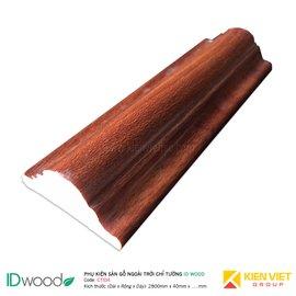 Chỉ tường ID Wood 4cm