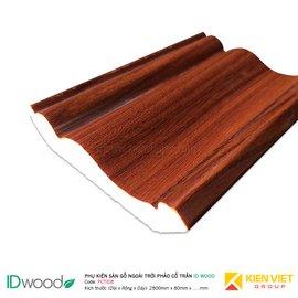 Phào cổ trần ID Wood 8cm