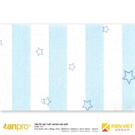 Tấm ốp nội thất AnPro vân giấy 69A
