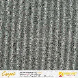 Thảm tấm kẻ đế PVC DT23