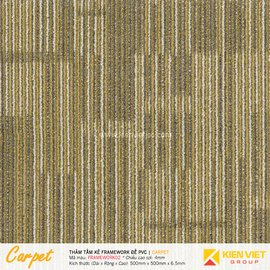 Thảm tấm đế PVC FrameWork02