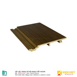 Tấm ốp phẳng WPC Inovar QWG1024C Natural Ipe