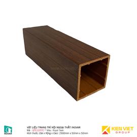 Vật liệu trang trí nội ngoại thất Inovar QTE1077C Royal Teak