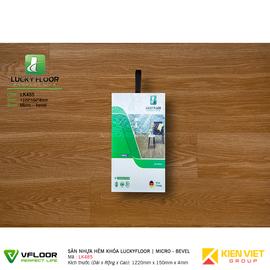 Sàn nhựa hèm khóa SPC Luckyfloor LK485 | 4mm