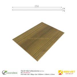 Tấm ốp trần tường Ecovina EW150T3.5 | 150x3.5mm