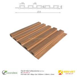 Tấm ốp trần tường Ecovina EW159T10 | 159x10mm