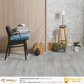 Sàn nhựa hèm khóa Aimaru SPC Premium 4212   4mm