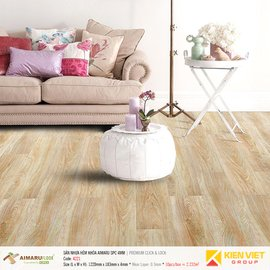 Sàn nhựa hèm khóa Aimaru SPC Premium 4221 | 4mm
