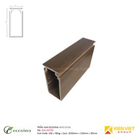 Trần nan Ecovina EW100T50 | 100x50mm