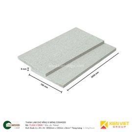 Thanh lam che nắng xi măng Conwood Plank 4″8mm | 100x8mm