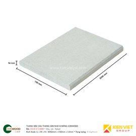 Thanh sàn/bậc cầu thang xi măng Conwood Deck 6″14 mm