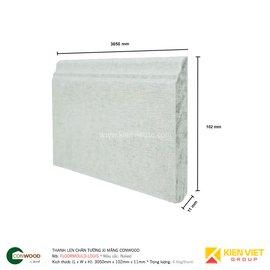 Thanh len chân tường Conwood FloorMould-Louis 102x11mm