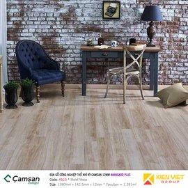Sàn gỗ công nghiệp Camsan Avangard Plus 4515 Melet Mese