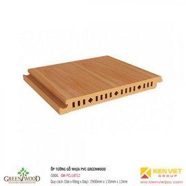 Sàn gỗ ngoài trời PVC Greenwood | GW-PC135T12