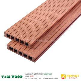 Sàn gỗ nhựa ngoài trời TABIWOOD KI51