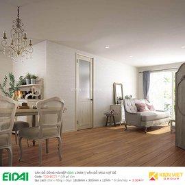 Sàn gỗ CN Edai - Vân gỗ màu hạt dẻ TSG-BCST