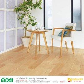Sàn gỗ kĩ thuật Edai - Gỗ Phong MRNH - HM (2P)