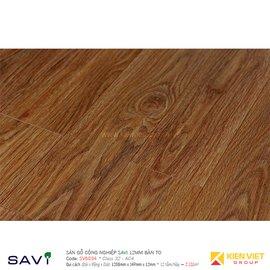 Sàn gỗ công nghiệp Savi SV6034 | 12mm bản to