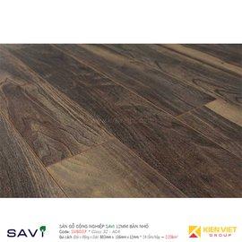 Sàn gỗ công nghiệp Savi SV8037 | 12mm bản nhỏ