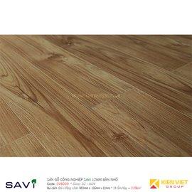 Sàn gỗ công nghiệp Savi SV8039 | 12mm bản nhỏ
