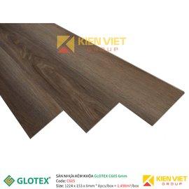 Sàn nhựa hèm khóa GLOTEX C605 | 6mm