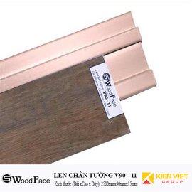 Phào chân tường SwoodFace V90-11