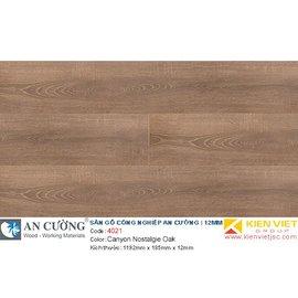 Sàn gỗ An Cường 4021 Canyon Nostalgie Oak | 12mm