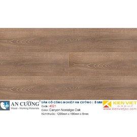 Sàn gỗ An Cường 4021 Canyon Nostalgie Oak | 8mm