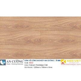 Sàn gỗ An Cường 4022 Canyon Nostalgie Oak | 8mm