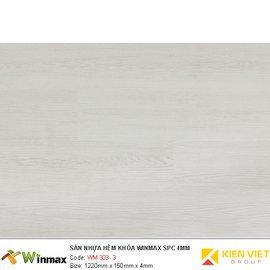 Sàn nhựa hèm khóa Winmax WM 305-3 | 4mm