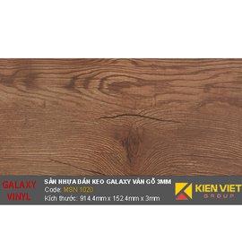 Sàn nhựa dán keo Galaxy vân gỗ MSN1020 | 3mm