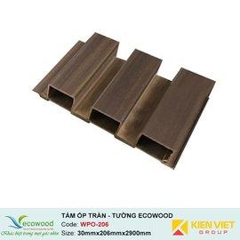 Tấm ốp tường trần EcoWood WPO-206 | 30x206mm
