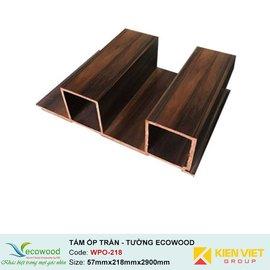 Tấm ốp tường trần EcoWood WPO-218 | 57x218mm