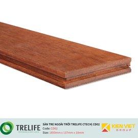 Sàn tre ngoài trời TRELIFE CTECH| CD02