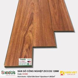 Sàn gỗ công nghiệp Ziccos CX952 | 12mm