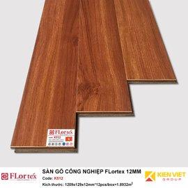 Sàn gỗ công nghiệp FLortex K512 | 12mm