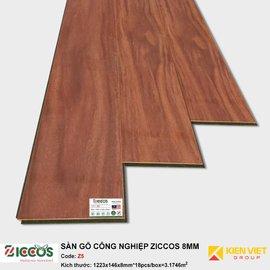 Sàn gỗ công nghiệp Ziccos Z5 | 8mm