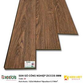 Sàn gỗ công nghiệp Ziccos Z8 | 8mm