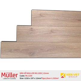 Sàn gỗ Muller MF1209 | 12mm