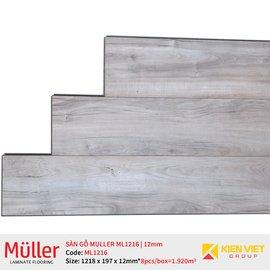 Sàn gỗ Muller MF1216 | 12mm